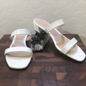 Stuart Weitzman Slide Sandal Size 7